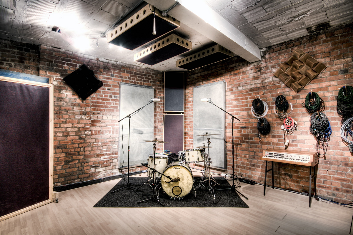 An Introduction to Recording Studio Design at AhISee  the
